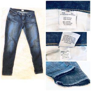 Hudson Jeans Krista Super Skinny Size 29